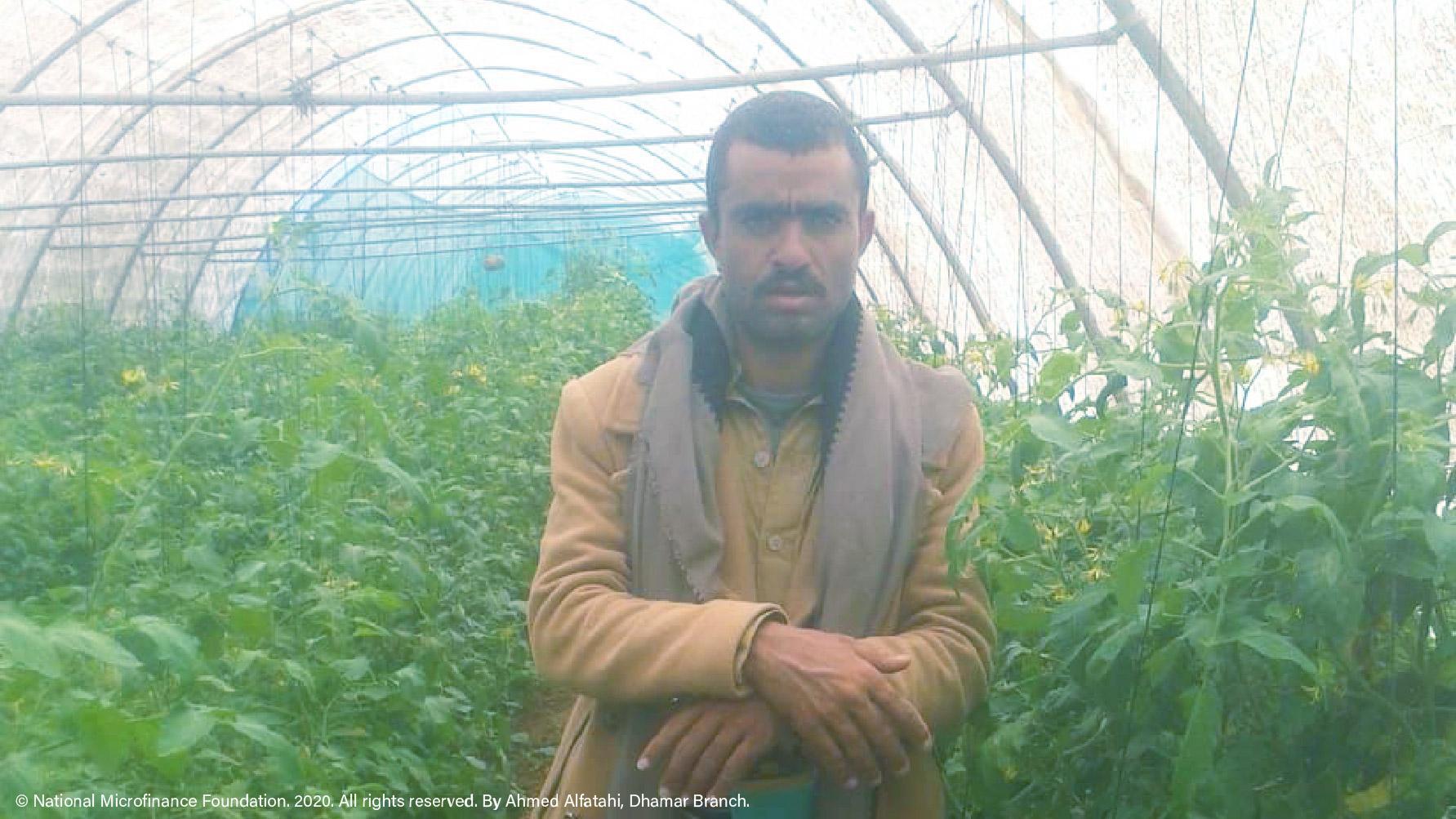 مشروع المزارع احمد